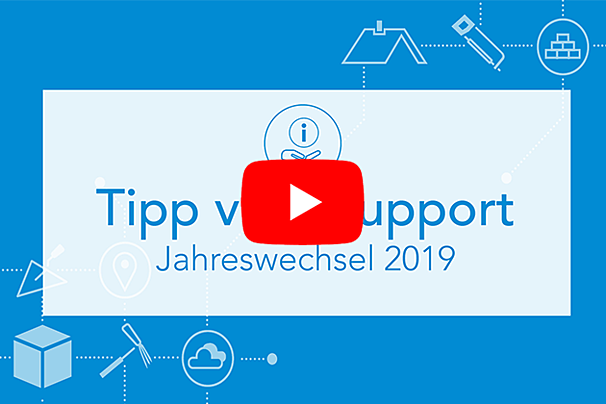 Jahreswechsel Thumbnail Playbutton