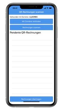 QR-Rechnung iPhone