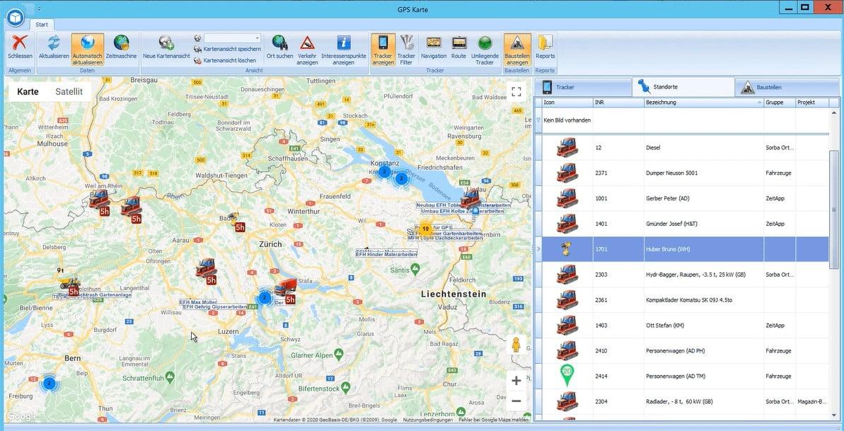 mySORBA GPS-Karte-min