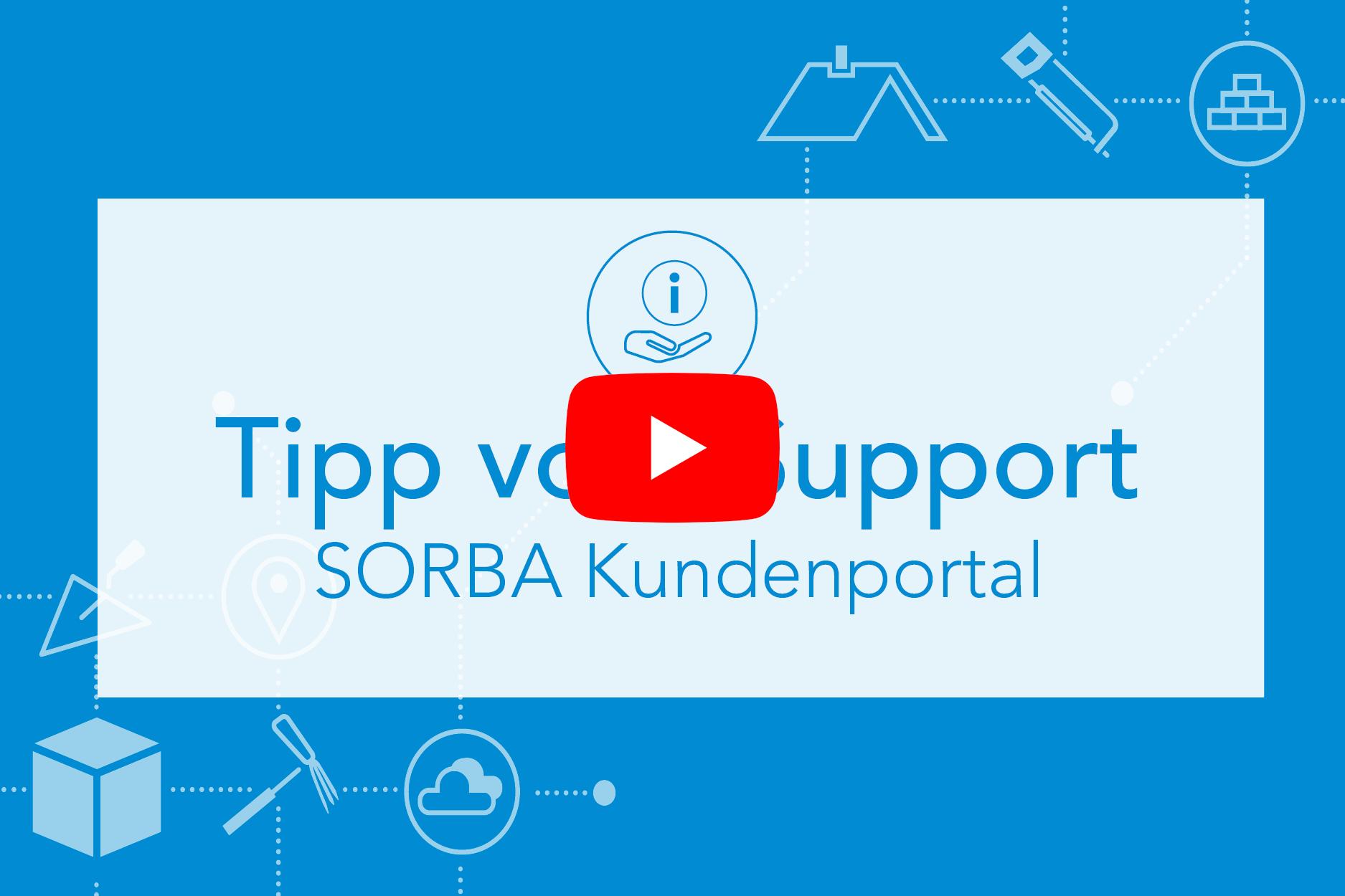 SORBA Kundenportal