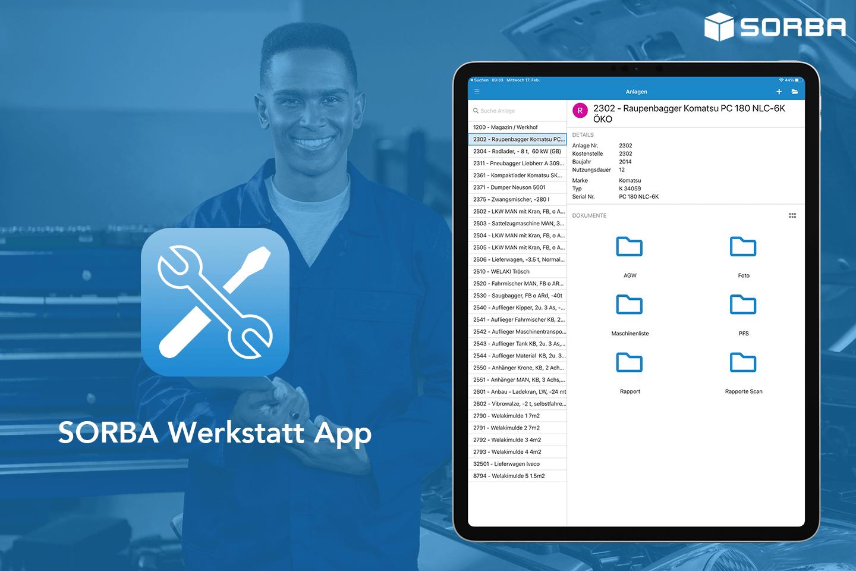 Werkstatt App Blog Header